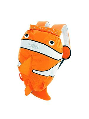 Trunki Paddlepak Ribbit, Kinderrucksack,  Farbe Grün, 7.5 Liter, Reiseartikel Webshop weshop.ch