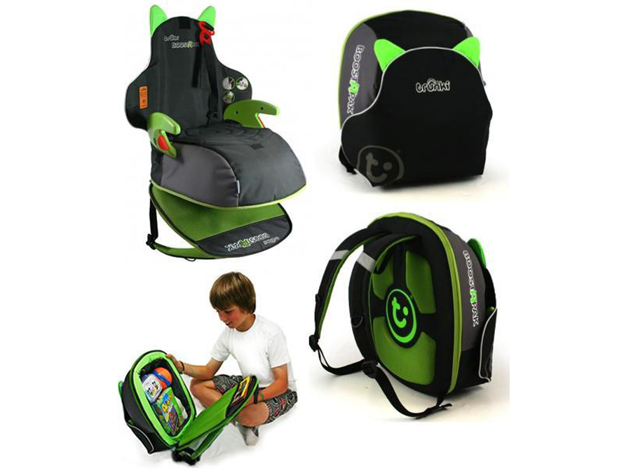 Trunki Boostapak Kindersitz in verschiede Variationen Reiseartikel Onlineshop weshop.ch